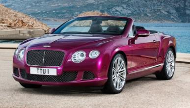 Novedades de Bentley en el Salón de Detroit 2013