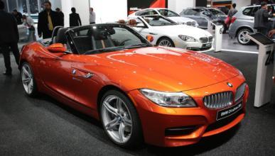 BMW Z4 2013 Salón Detroit
