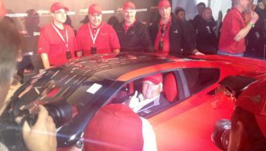 1,5 millones por el primer Chevrolet Corvette Stingray 2014