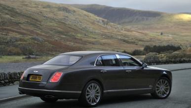 El Bentley Mulsanne 2013 ofrece nuevos accesorios