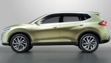 Nissan Hi-Cross, se filtran las primeras imágenes del SUV