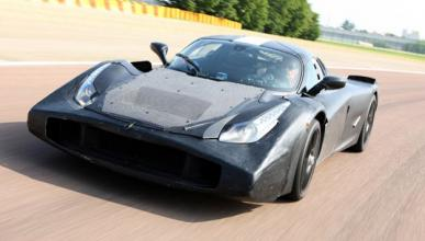 ¿El Ferrari LaFerrari ahora de test por Nürburgring?