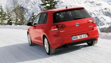 Volkswagen Golf 4Motion: el Golf VII con tracción total