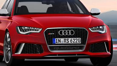 Confirmado el Audi RS6 Plus: tendrá cerca de 600 CV