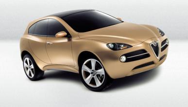 El SUV de Alfa Romeo podría llegar en 2015