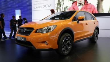 El primer híbrido de Subaru, en marzo