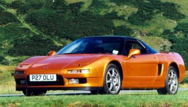 Honda NSX de 1991 con 7.885 kilómetros, a la venta en eBay