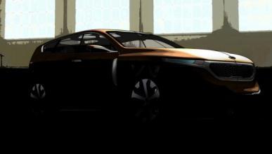 Kia Cross GT Concept: novedad en el Salón de Chicago