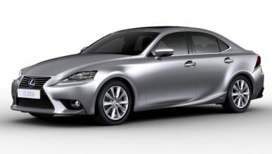 Novedades de Lexus en el Salón de Ginebra 2013