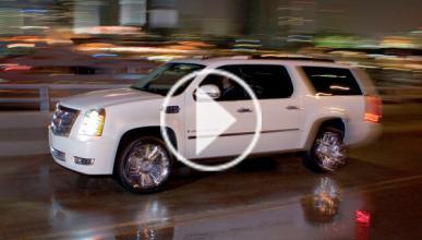 Cazado en vídeo el Cadillac Escalade 2013