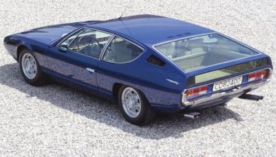 A la venta un Lamborghini Espada de 1972