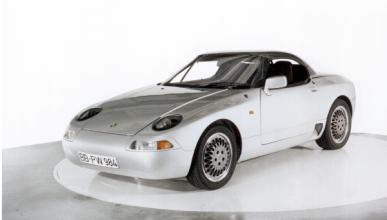 Porsche 984 frontal