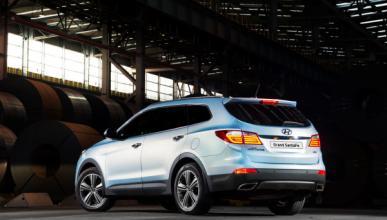 El Hyundai Grand Santa Fe europeo debutará en Ginebra