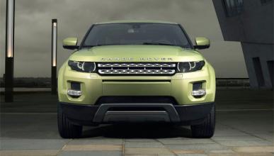 Land Rover Evoque XL: primeras fotos espía