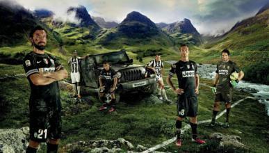'Nada puede detenerlos': campaña de Jeep con la Juventus