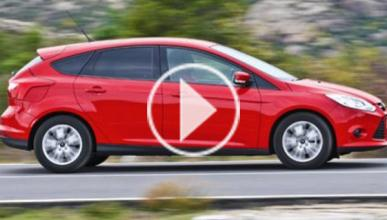 Vídeo: un Ford Focus choca contra un muro a 200 km/h