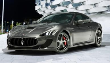 Nuevo Maserati GranTurismo MC Stradale cuatro plazas