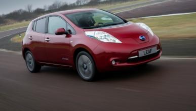 Nissan Leaf 2013 delantera