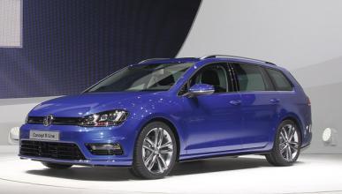 Volkswagen Golf Variant Concept R-Line: familiar deportivo