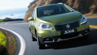 Suzuki SX4 2013, frontal