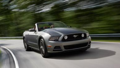 Ford Mustang: con motor 'EcoBoost' de cuatro cilindros