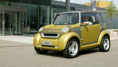 ¿Un Smart SUV para 2016?