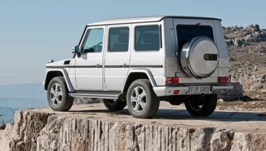 El Mercedes mini SUV estará basado en el Clase G