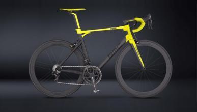Lamborghini y BMC crean una exclusiva bicicleta de 25.000 €