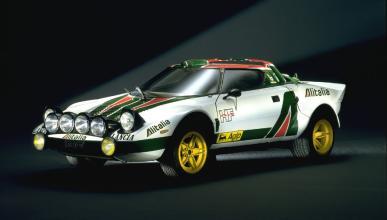 Lancia Tour 2013 por el norte de España