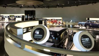 Rolls-Royce cumple 10 años en el museo BMW de Munich