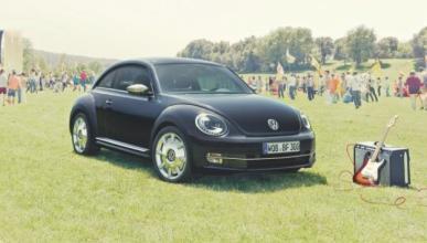 Volkswagen Beetle Fender Edition delantera