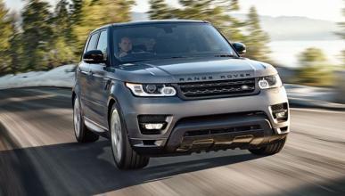 Range Rover Sport 2013 peso