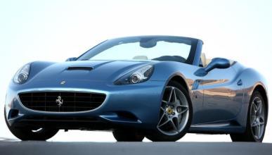 Brutal accidente de un Ferrari California en Alemania
