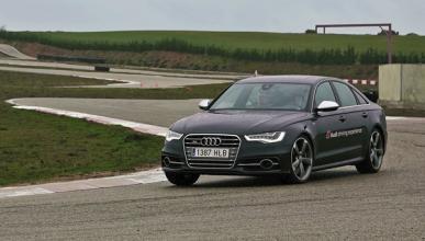 Un día disfrutando de la gama 'S' de Audi en circuito