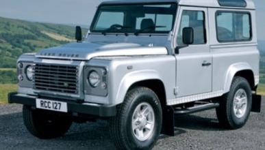 """El nuevo Land Rover Defender será """"cojonudo"""""""