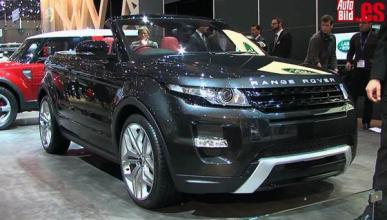 Anulada la producción del Range Rover Evoque Cabrio