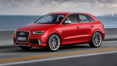 Audi lanzará cuatro nuevos RS durante este 2013
