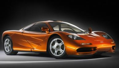 A la venta un McLaren F1 de 'kilómetro cero'