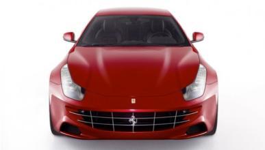Un Ferrari FF para la Policía de Dubai