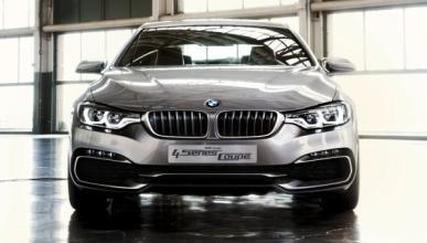 El BMW Serie 4 con paquete M, descubierto en Nürburgring