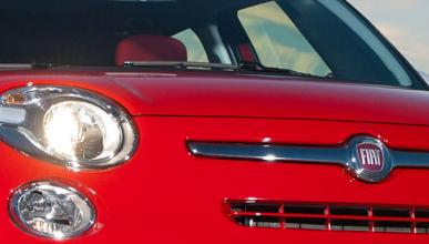 Pillado el nuevo Fiat 500 XL (siete plazas) sin camuflaje