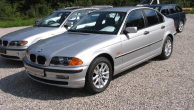 Llamada a revisión de 200.000 BMW Serie 3 por el airbag