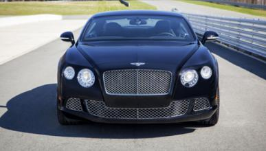 Bentley Le Mans Edition frontal