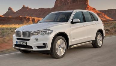 Las primeras fotos del BMW X5 M Sport y BMW X5 M50d