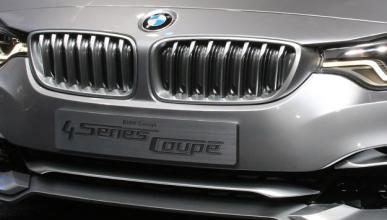 Los BMW Serie 4 Coupé y Cabrio, pillados con poco camuflaje