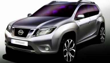 Nissan Terrano 2014, confirmado: un SUV basado en el Duster
