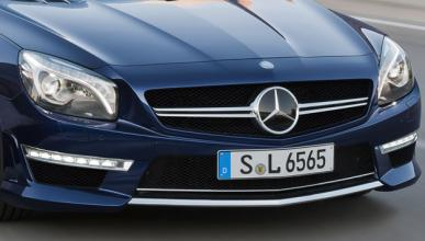 Mercedes SL Shooting Brake según StudioTorino