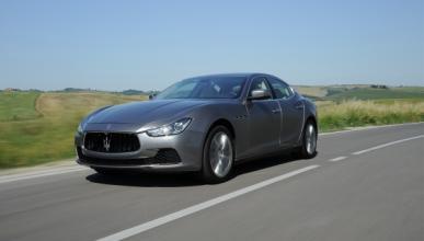 Maserati Ghilbi