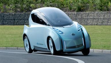 Nissan trabaja en el futuro rival del Renault Twizy