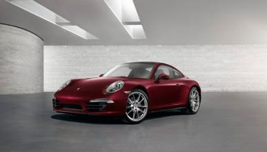 Porsche 911 GUM Red Square Edition delantera